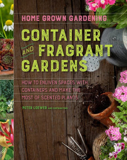 Container and Fragrant Gardens - Bookseller USA
