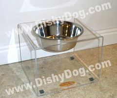 "10"" Single Dishy (3-quart) - Ten Inch Height"