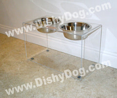 "12"" Dishy Dog diner - (2-quart bowls)"