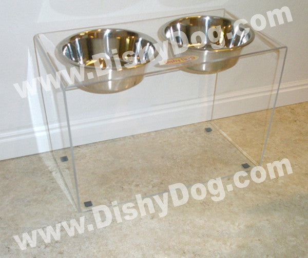 "15"" Dishy Dog diner (3-quart bowls)"