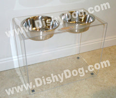 "19"" Big Dishy diner (3-quart bowls)"