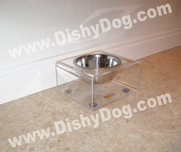 "4"" Single Dishy - Four Inch Height"