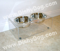 "6"" Dishy Dog diner - (2-quart bowls)"