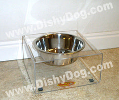 "6"" Single Dishy (3-quart) - Six Inch Height"