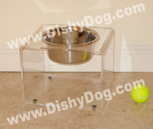 "9"" Single Dishy (1-quart) - Nine Inch Height"