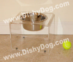 "9"" Single Dishy (2-quart) - Nine Inch Height"