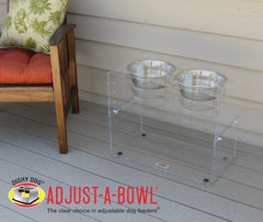 Adjust-a-bowl® Dishy diner