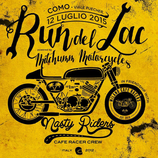 RUN DEL LAC 2015 - Cafe Racer