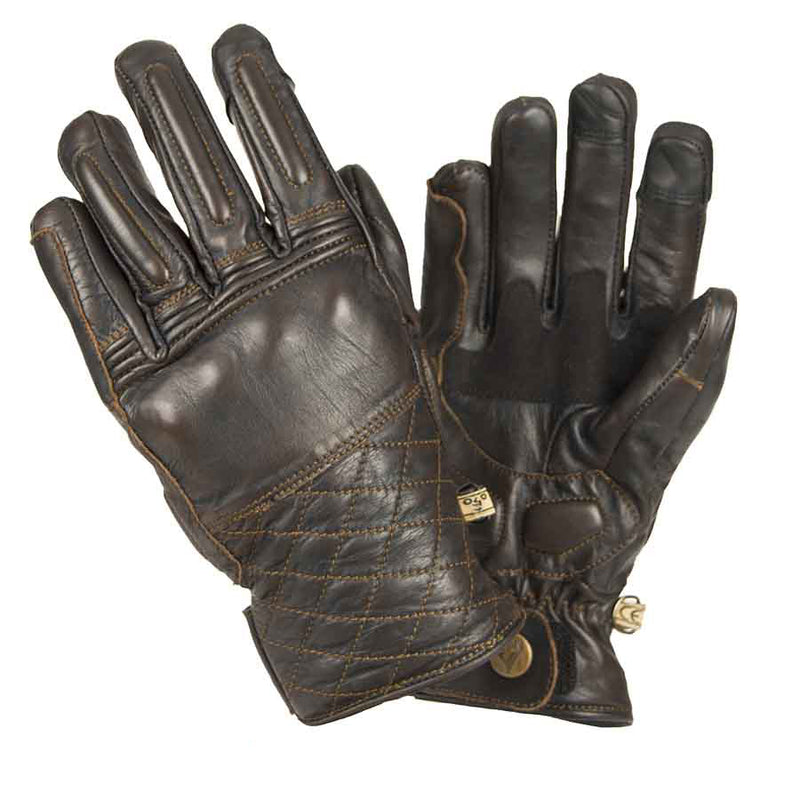 Cafè Racer leather gloves