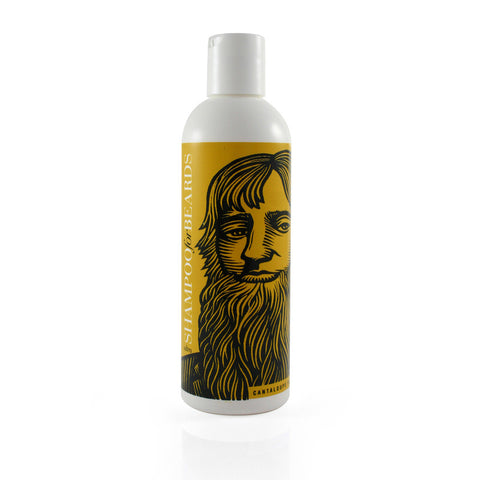 Beardsley - Ultra Shampoo for Beards - Cantaloupe Flavor - MITCHUMM Industries