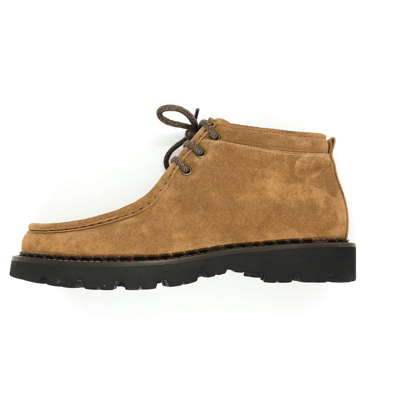 Suede Light Brown Gstaad Boots