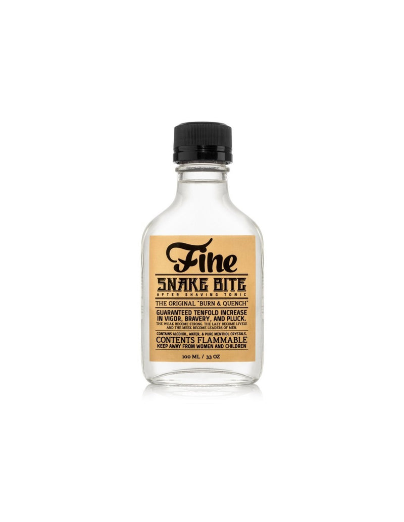 FINE Snake Bite aftershave 100ml