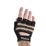 Retro look rider gloves - MITCHUMM Industries  - 3
