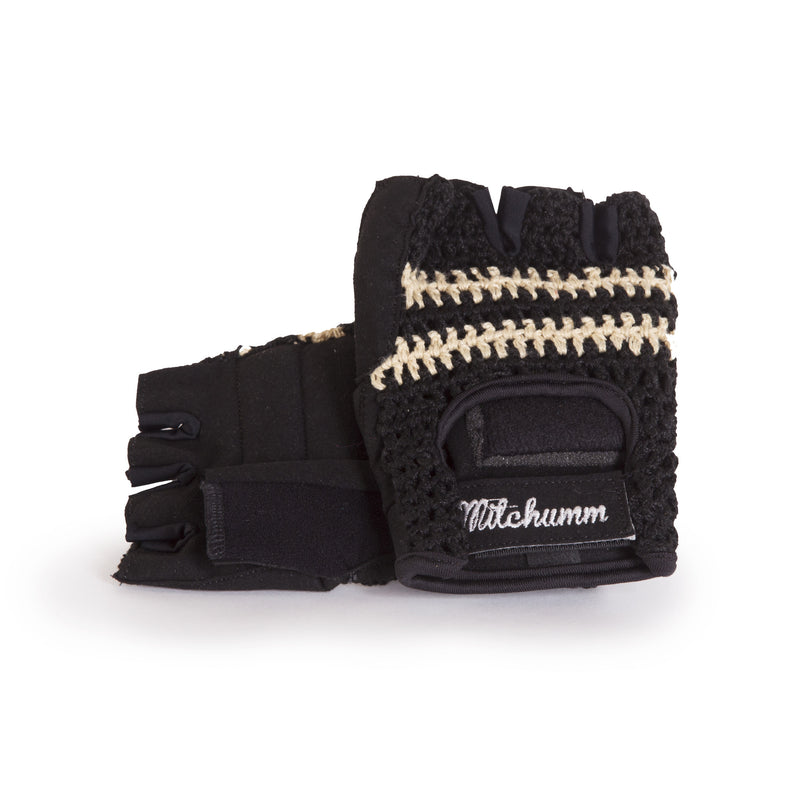 Retro look rider gloves - MITCHUMM Industries  - 1