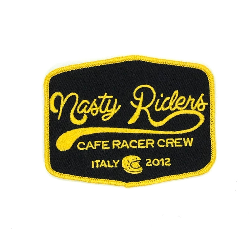 Nasty Riders patch