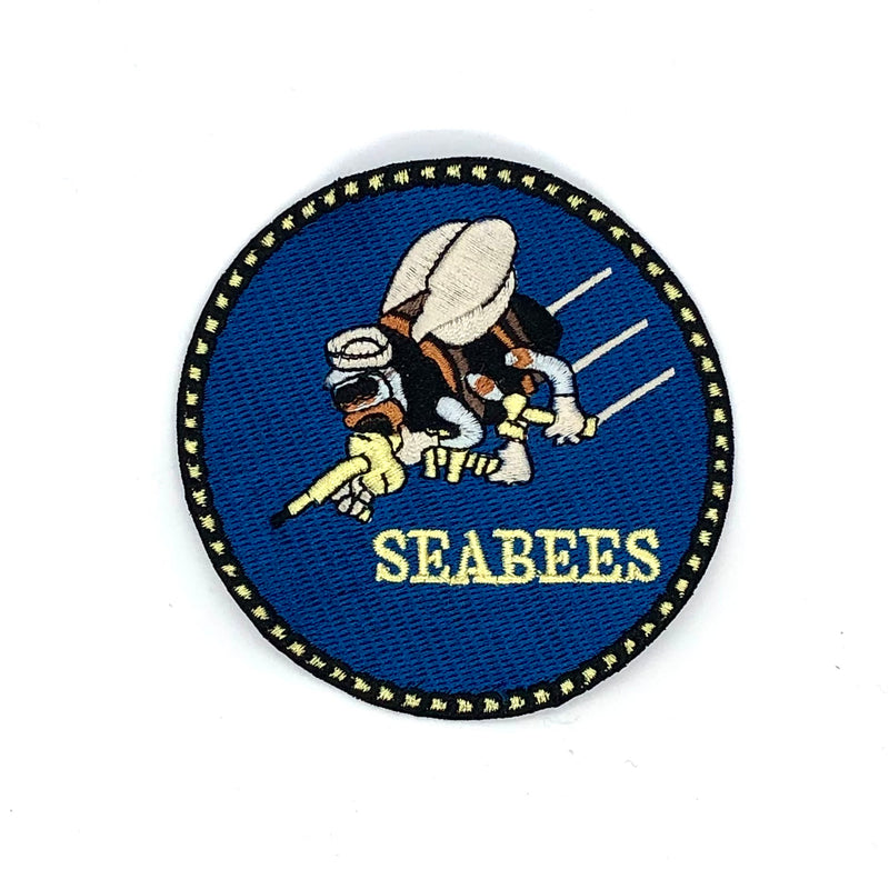 SeaBees aviation patch