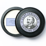 Captain Fawcett - Luxurious Shaving Soap + wooden bowl - MITCHUMM Industries  - 1