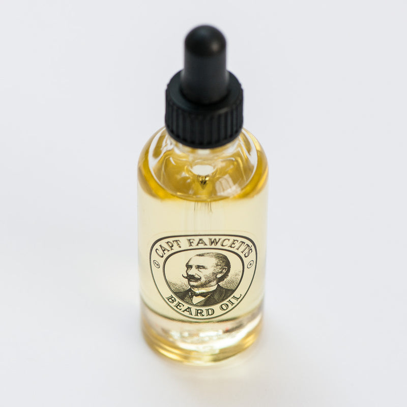 Captain Fawcett - Private Stock Beard oil - 50ml - MITCHUMM Industries  - 3