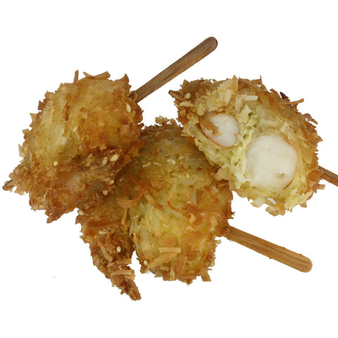 Coconut Shrimp Brochette