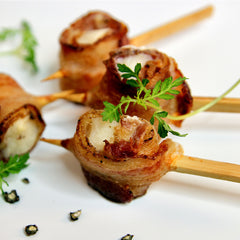 Bacon-Wrapped Scallop (20/30ct)
