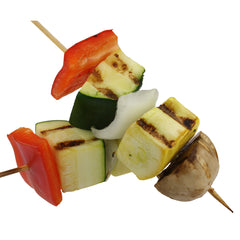 Vegetable Brochette 2oz