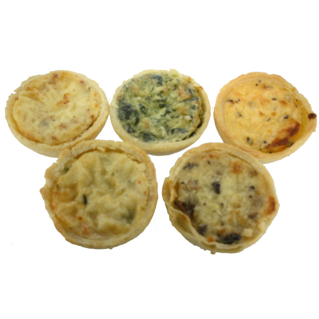 Quiche Assortment Mini