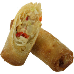Chicken Cashew Spring Roll