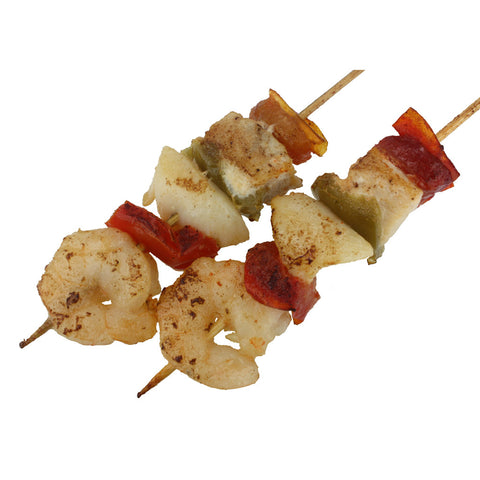 Seafood Brochette