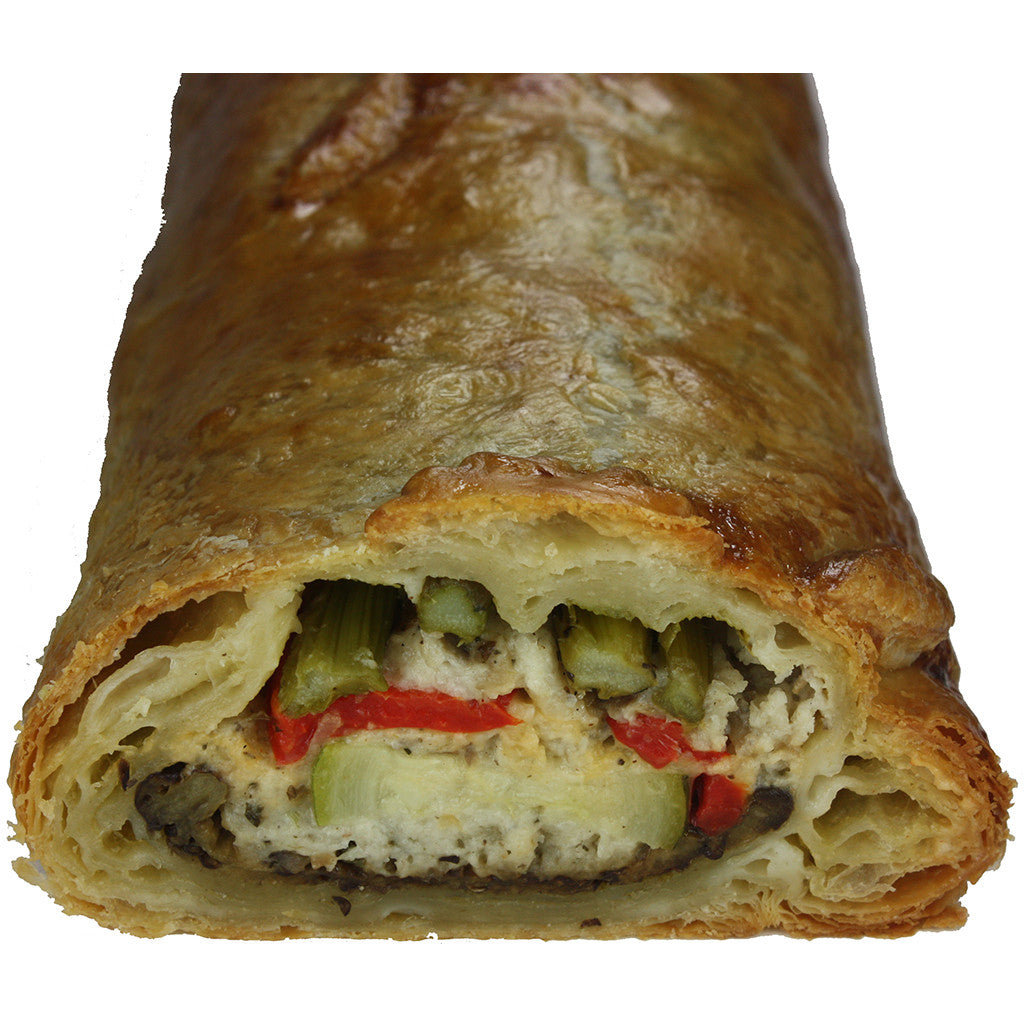 Whole Grilled Vegetable Wellington