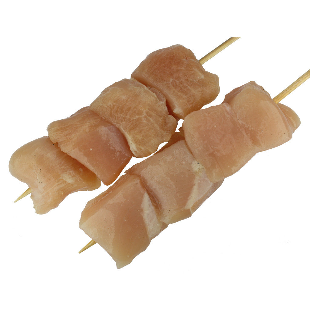 Chicken Sate Cubes 2oz
