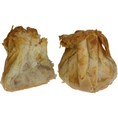 Brie, Pear And Walnut Filo Pouch
