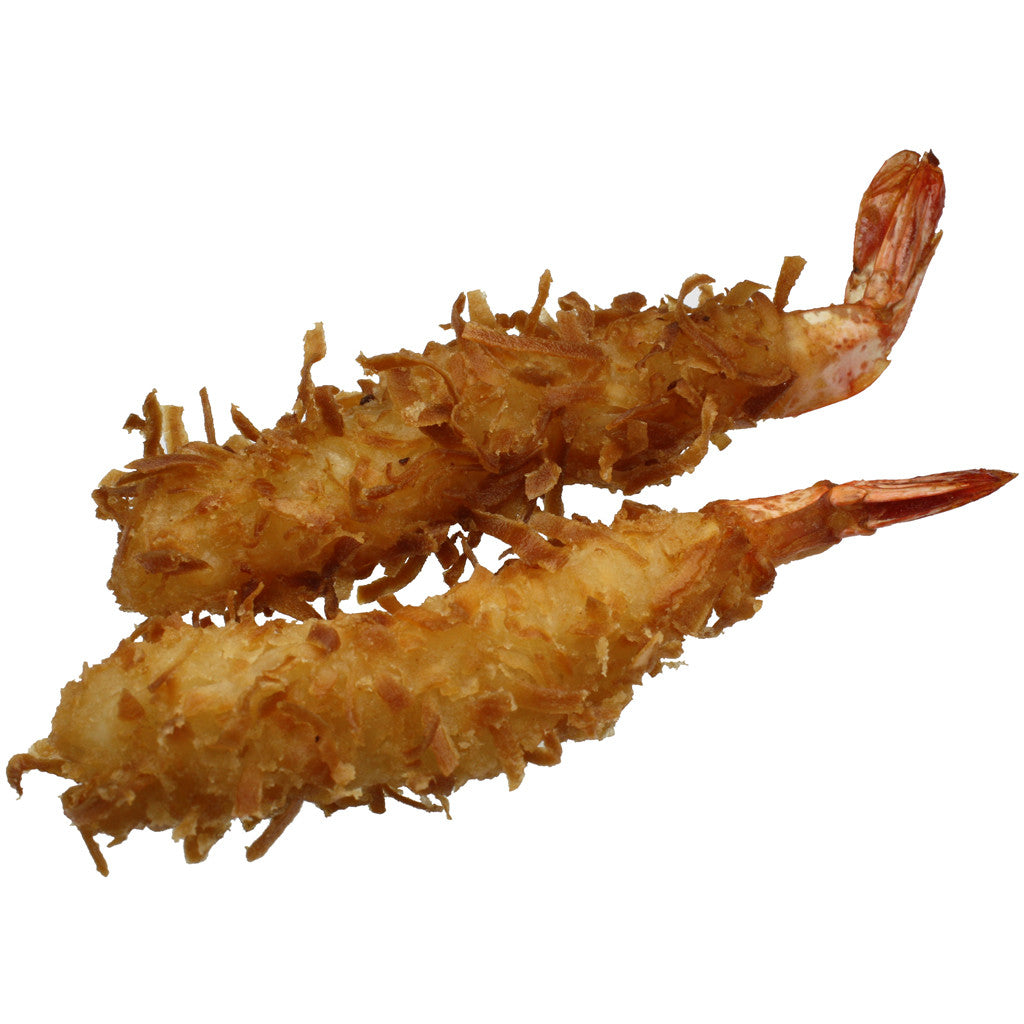 Coconut Tempura Shrimp
