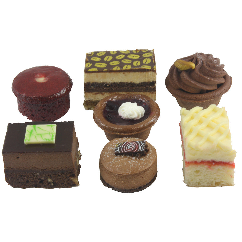 Chocolate Mini Pastries