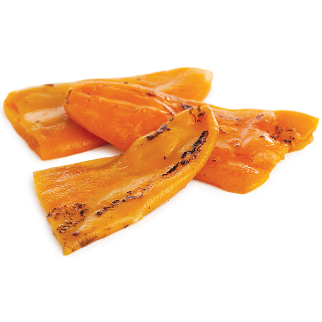 Roasted Sweet Yellow Peppers