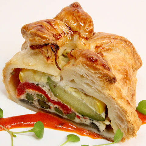 Vegan Vegetable Wellington 7oz