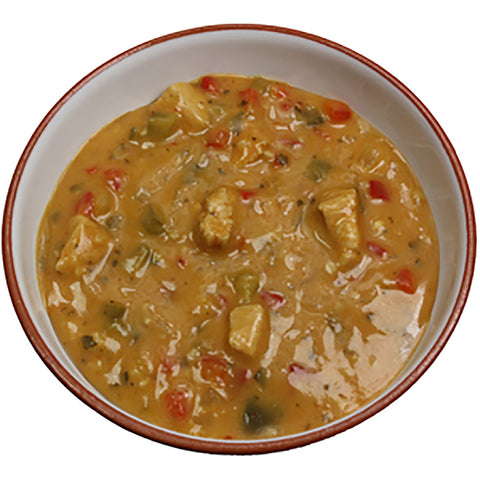 Red Thai Curry Chicken Soup