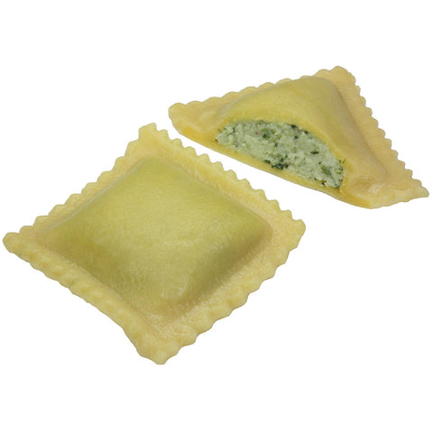 Kale And Mozzarella Ravioli