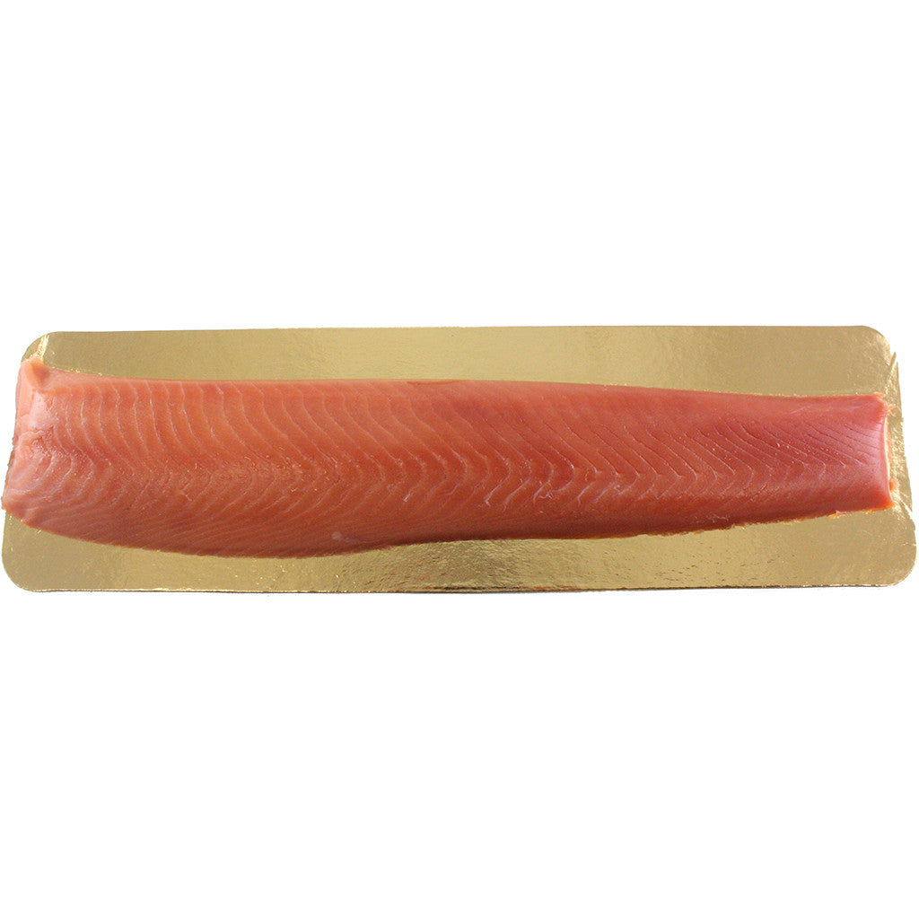 Wild Caught Keta Salmon, Center Cut Loin