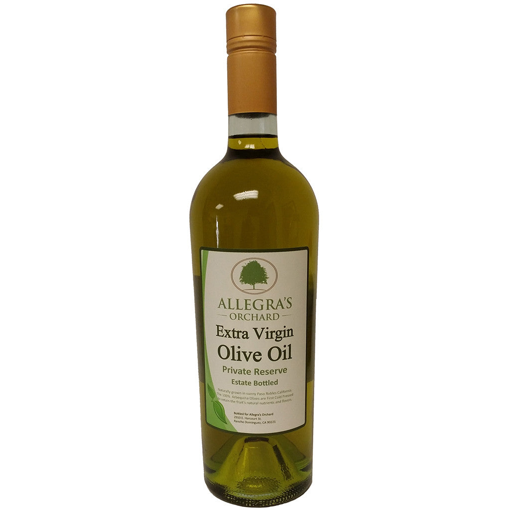 Allegras Orchard Extra Virgin Olive Oil