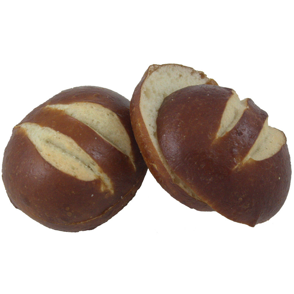 Pretzel Slider Roll