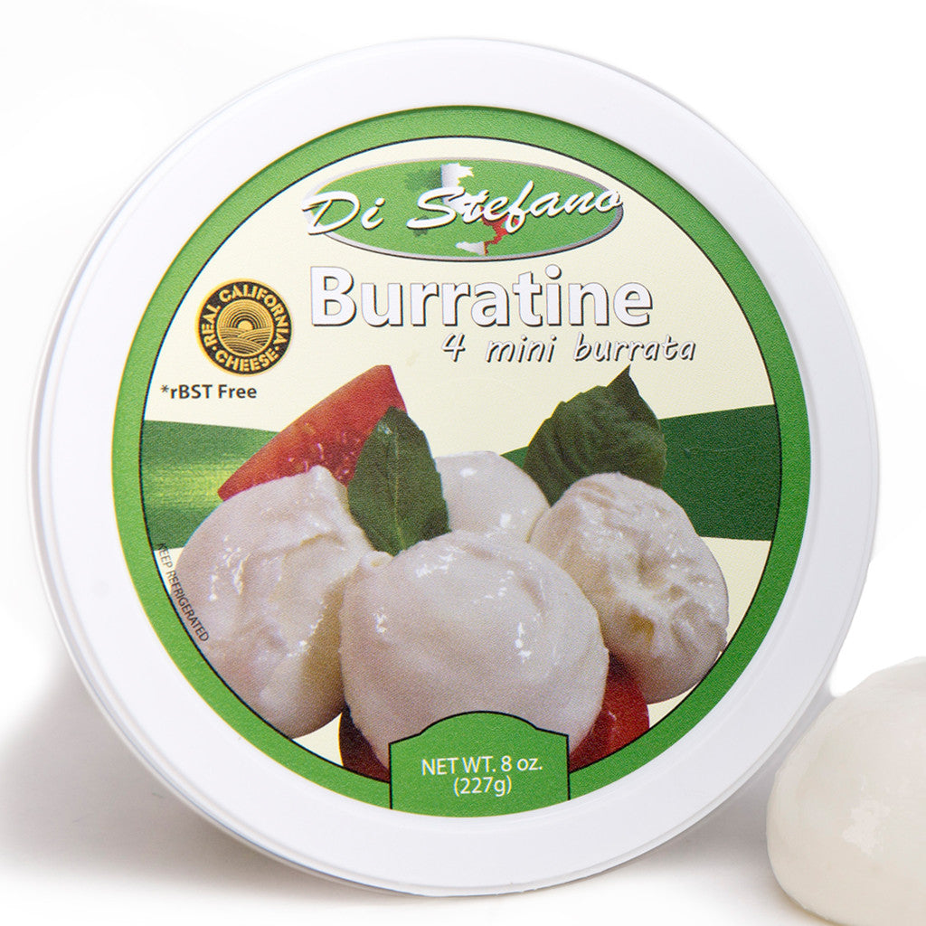 DiStefano Fresh Burratini 2oz