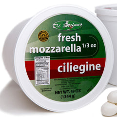 DiStefano Fresh Cieligine Mozzarella 1/3oz