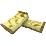 Passionfruit Swirl Cheesecake Bar 13.5x4in
