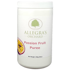 Passion Fruit Puree 30oz