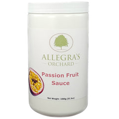 Passion Fruit Sauce 35.3oz