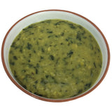 Spinach Lentil and Coconut Soup