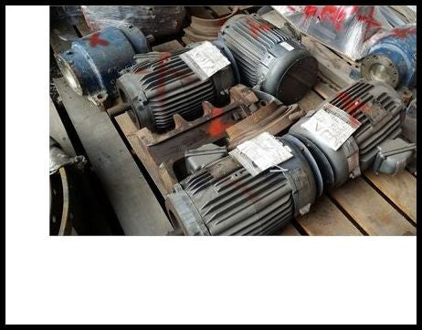 Baldor Explosion Proof AC Electric Motor