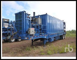 2012 KALYN/SIEBERT MHU100TH 100 Barrel T/A Hydration Unit Drilling Equipment - Other