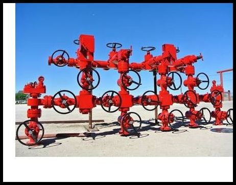 API 16C Offshore Manifold Custom Built