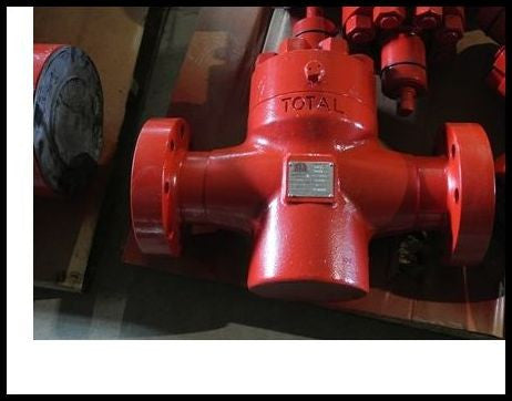 3 In 10M Manual Gate Valves PSL3 PR2 API 6A Monogrammed